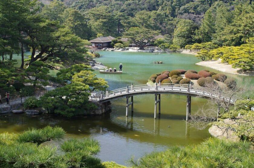 香川県_栗林公園